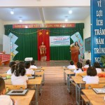 """chuyên đề cấp huyện """"Dạy học môn Toán theo hướng phát triển phẩm chất, năng lực học sinh  và tiếp cận Chương trình GDPT 2018 cấp tiểu học"""""""